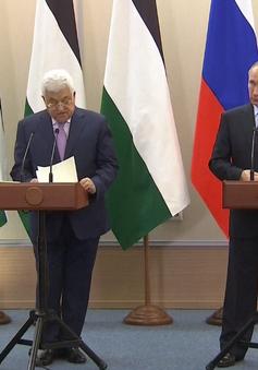 Nga ủng hộ nối lại đối thoại giữa Palestine và Israel