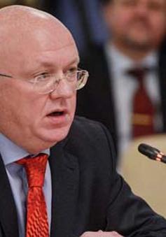 Nga bổ nhiệm Trưởng phái đoàn thường trực mới tại LHQ