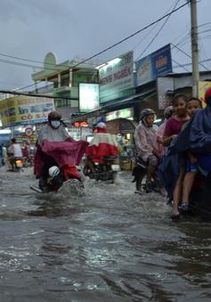 TP.HCM ngập nặng nhất từ đầu mùa mưa