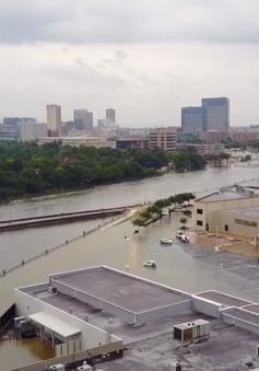 Nguyên nhân ngập lụt nghiêm trọng tại Houston, Mỹ