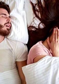 Người ngủ ngáy có thể nguy hiểm đến tính mạng