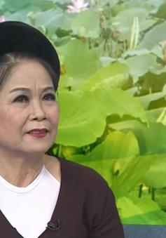 """Nghệ nhân Phan Thị Kim Dung - Người """"nuôi dưỡng"""" những làn điệu truyền thống"""