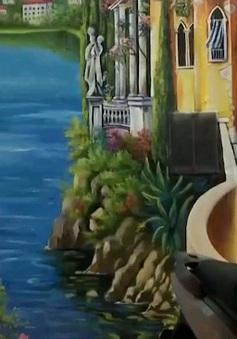 Nghệ thuật tranh tường phổ biến tại Việt Nam