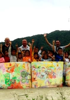 Mountain Star - Mang hội họa đến với trẻ em vùng cao