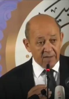 Pháp nỗ lực giải quyết khủng hoảng tại Libya