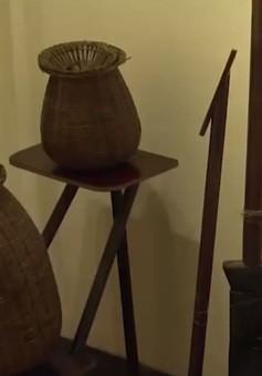 """Ấn tượng Triển lãm """"Ngư cụ đánh bắt từ truyền thống đến hiện đại"""""""