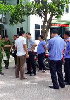 Nghệ An: Bảo vệ bị người nhà bệnh nhân đâm đã tử vong