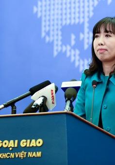 Tích cực bảo hộ công dân Việt Nam bị mắc kẹt trong đám cháy ở Đài Loan (Trung Quốc)