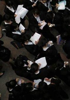 Nhật Bản: Tỷ lệ thất nghiệp thấp nhất trong 24 năm qua