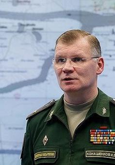 Nga tố Mỹ điều tiêm kích F-22 cản trở cuộc chiến chống IS tại Syria