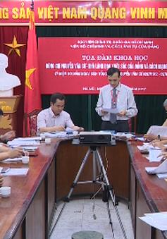 Kỷ niệm 105 năm ngày sinh Tổng Bí thư Nguyễn Văn Cừ