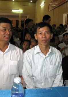 Bắc Giang: Xét xử hai cán bộ gây ra oan sai cho ông Nguyễn Thanh Chấn