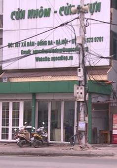 Hà Nội: Nhà chiếm 20 m2 vỉa hè nhưng không bị xử lý