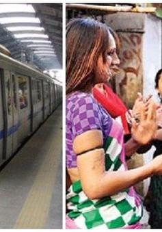Nhân viên chuyển giới - Lực lượng lao động mới tại nhà ga Ấn Độ