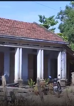 Hàng chục hộ dân không thể sửa nhà vì vướng quy hoạch