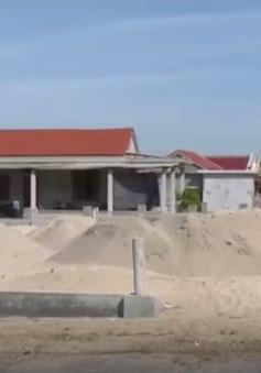 Người dân vùng sạt lở TT-Huế không mặn mà với khu tái định cư mới