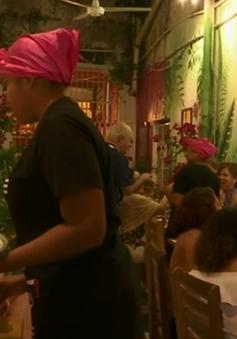 Nhà hàng của những nữ phạm nhân tại Colombia
