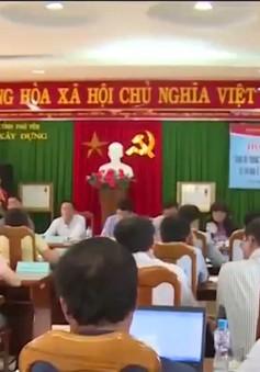 Họp báo về dự án nhà ở xã hội Nam Hùng Vương Phú Yên