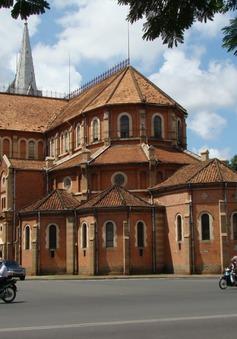 Trùng tu nhà thờ Đức Bà sau hơn 100 năm hoạt động