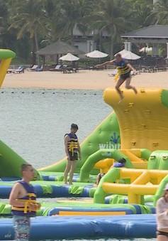 Hàng loạt điểm vui chơi mới, hấp dẫn tại Nha Trang