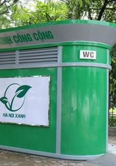 Hà Nội đẩy nhanh xây mới 1.000 nhà vệ sinh