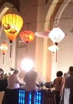 Độc đáo nhà hàng Việt tại Trung Đông