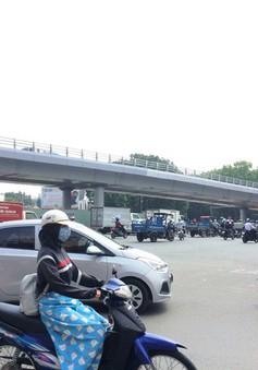 Thông xe nhánh cầu vượt Nguyễn Kiệm - Hoàng Minh Giám