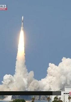 Nhật Bản phóng vệ tinh hỗ trợ hệ thống định vị GPS mặt đất