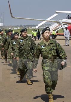 Nhật Bản thông báo chấm dứt nhiệm vụ của SDF tại Nam Sudan
