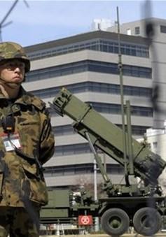 Đề xuất tăng ngân sách quốc phòng Nhật Bản