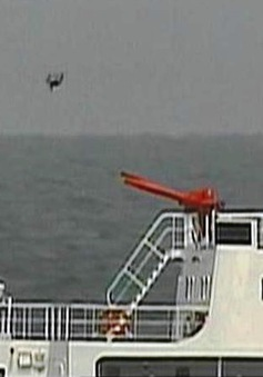 Nhật Bản phản đối tàu Trung Quốc đi vào vùng tranh chấp