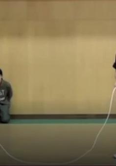 Phá kỷ lục nhảy dây tập thể ở Nhật Bản