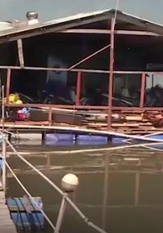 TT-Huế: Tái diễn tình trạng xây dựng trái phép ở đầm Lập An
