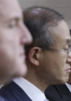 Hàn Quốc, Mỹ, Nhật nhất trí tìm giải pháp ngoại giao với Triều Tiên
