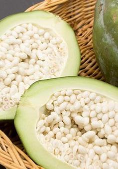 Những loại rau, quả dễ gây sảy thai