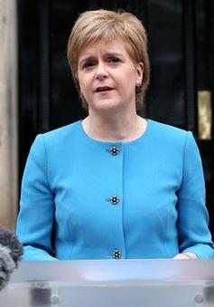 Thủ hiến Scotland phản đối xu hướng chống nhập cư