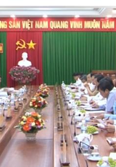 Kiểm tra việc thực hiện Nghị quyết Trung ương 4 tại Ninh Thuận