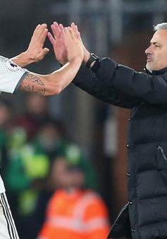Mourinho luôn mở rộng cửa đón Ibra trở về Man Utd
