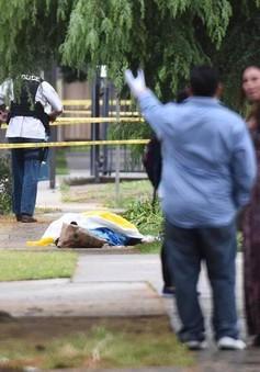 Mỹ: Xả súng ở California, 3 người thiệt mạng