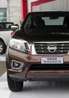 Hơn 3.000 xe bán tải Nissan Navara tại Việt Nam phải quay về xưởng