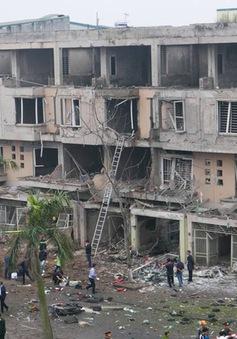 Nhìn lại những vụ nổ kinh hoàng gây hậu quả nghiêm trọng