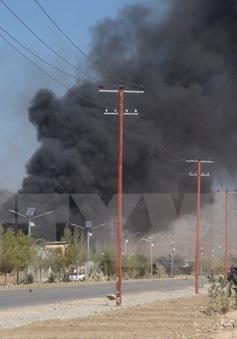 Afghanistan: Nổ lớn tại khu ngoại giao ở thủ đô Kabul