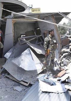 Đánh bom gây thương vong ở Afghanistan