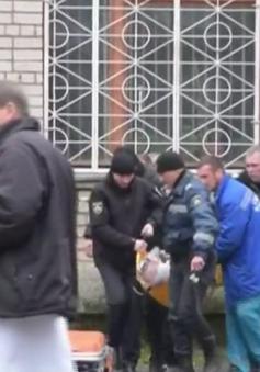 Nổ lựu đạn tại tòa án ở Ukraine, 2 người thiệt mạng