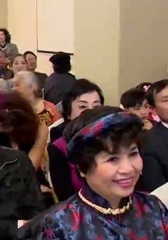 """Đêm giao lưu nghệ thuật """"Nối vòng tay Việt"""""""