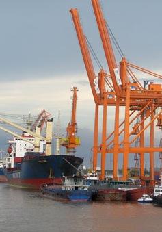 Cấm Hải Phòng thu giấy nộp phí hạ tầng cảng biển