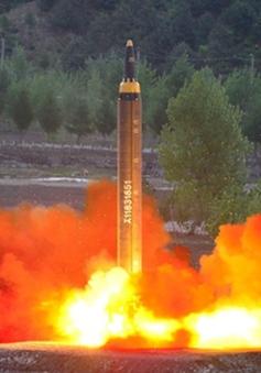 Vụ phóng tên lửa của Triều Tiên là mối đe dọa với Hàn Quốc