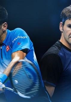 Roger Federer sắp soán ngôi vô địch tiền thưởng của Novak Djokovic