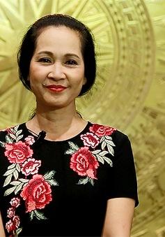 NSND Lan Hương: Hạnh phúc và may mắn vì được làm nghề mình thích