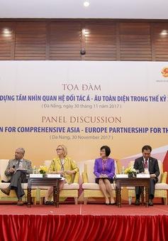 Xây dựng tầm nhìn quan hệ đối tác Á – Âu toàn diện trong thế kỷ 21